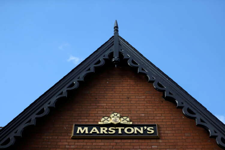 Marston's says Q4 sales above pre-pandemic levels 41