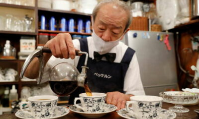 From beef bowls to coffee, cost surge squeezes Japan's salaryman staples 20