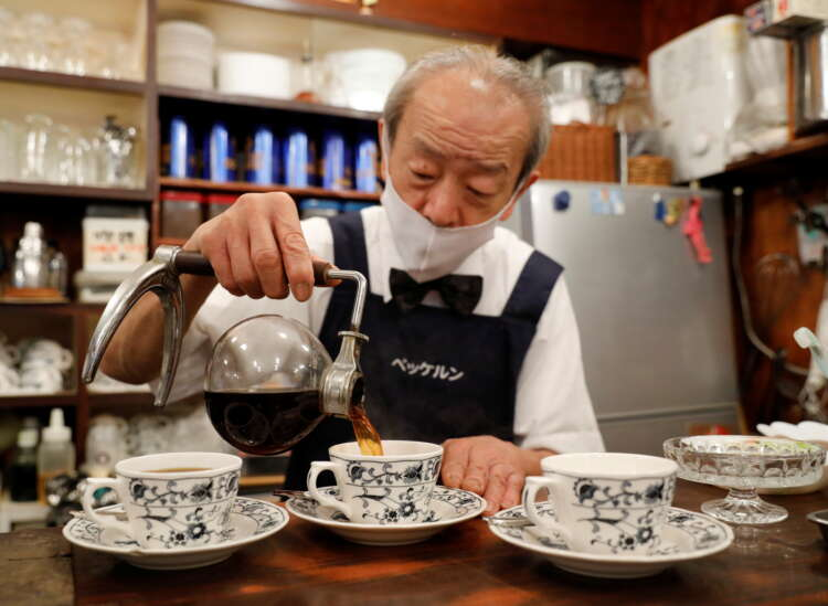 From beef bowls to coffee, cost surge squeezes Japan's salaryman staples 41