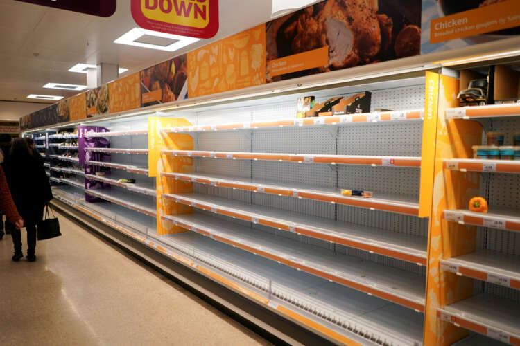 Britain's binge on cheap food is over, biggest chicken producer says 41