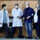 Former U.S. President Clinton leaves hospital, heads to New York 46