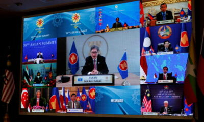 Myanmar a no-show at summit after ASEAN sidelines junta boss 18