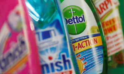 Reckitt lifts full-year forecast as mobility, vaccinations pick up 19