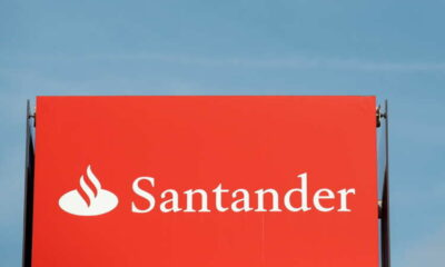 Santander to release some pandemic provisions as profits jump 2