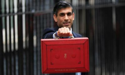 Sunak promises more spending as UK emerges from pandemic 18