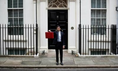 Reactions to UK budget 17