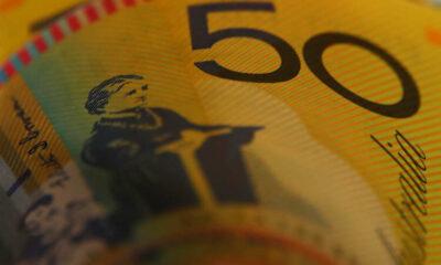 Aussie dollar firm as bonds tumble, yen looks past BOJ 6