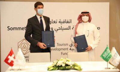 Sommet Education partners with Kingdom of Saudi Arabia's Tourism Development Fund 62
