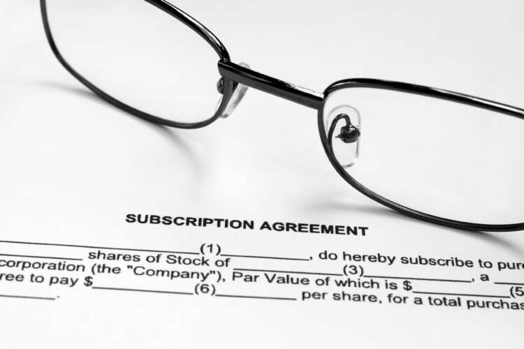 7 Factors to Consider Before Your Business Moves to a Subscription Model 41